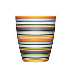 Origo mug, orange