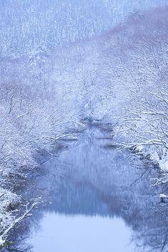 Winter | Kitahiroshima-cho  #japan #hiroshima