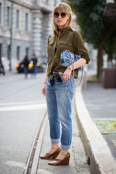 Jeans: cinco maneiras de formalizar a calça denim