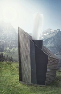 Huba-Mountain Shelter « GO Tech Zone