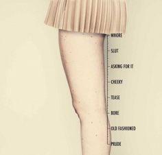 Una brillante campaña nos recuerda que nunca hemos de juzgar a una mujer por cómo viste