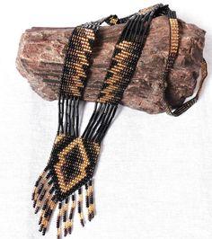 México hecho a mano con cuentas hippie collar chocker semilla grano tejido Maya gitana amor arte folk étnico woodstock tribales goa Azteca navajo indio