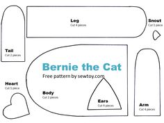 Free-cat-from-scraps-sewing-toy-pattern1.png (960×720)