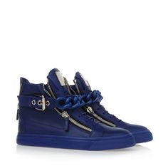 Sneakers - Sneakers Giuseppe Zanotti Design Men on Giuseppe Zanotti Design Online Store @@NATION@@ - Spring-Summer collection for men and women. Worldwide delivery. | RDM444 004