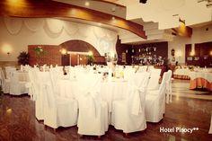 Nasza nowa sala. Idealne miejsce na Twoje wesele! Our new hall. The perfect place for your wedding!