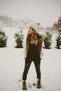 Twenties Girl Style: Snowflakes