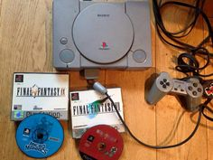 What would the PlayStation be without Final Fantasy! What other games made the PlayStation?
