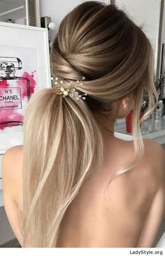 My lovely hairstyle inspiration - LadyStyle