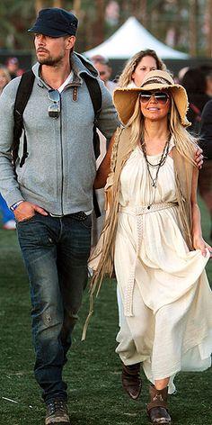 JOSH DUHAMEL & FERGIE photo | Fergie, Josh Duhamel- LOVE this couple!