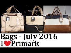 Primark Bags, handbags, beach bags, weekend bags | July 2016 | IlovePrimark