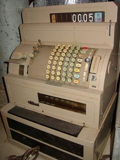 I learned on one of these!