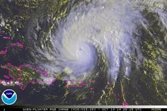 A powerful hurricane set to strike Britain next week has gained strength and  been upgraded to one of the top rankings  - Hurricane Gonzalo