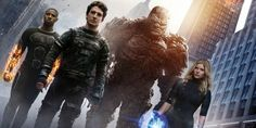 fantastic four 2015 trailer Fantastic Four Director Responds To Critics; Praises Original Version