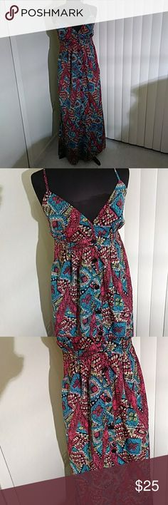 BAND OF GYPSIES🍁Sale🍁 Love it had to update pictures Band of Gypsies Dresses Maxi