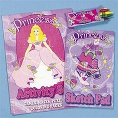Princess Activity Set
