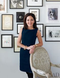 Margaret Russell, editor-in-chief of Architectural Digest.