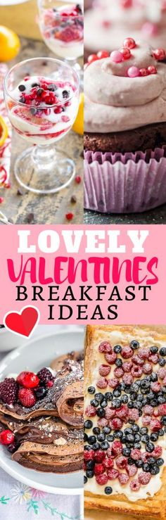valentines day breakfast ideas
