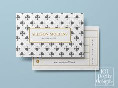 This would make a great business card for someone with a computer modern business card template pattern by 101prettydesigns on etsy wajeb Image collections