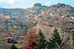 Βαλτεσινίκο Αρκαδίας. Corinth Canal, Grand Canyon, Rio, City Photo, Greece, Country, Travel, Greece Country, Viajes