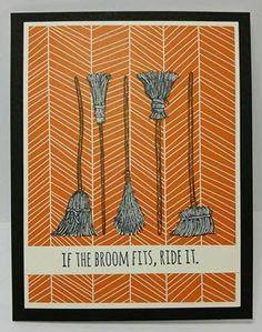 SEONGSOOK DUNCAN: If the Broom Fits, Ride it.