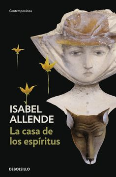 "La casa de los espíritus - Isabel Allende. Allende tells us the history of the Trueba family through generations. It's a brilliant story full of love, revenge and ambition, with strong female characters and a style known as ""magical realism"" Allende shows us the post-colonial social and political movements of that period in Chile. It's a gem of hispanic american literature. #books #literature #libros #isabelallende #story #lacasadelosespiritus #literatura"
