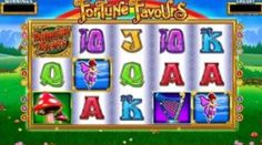 Play Rainbow Riches Fortune Favours Online - New From Barcrest!