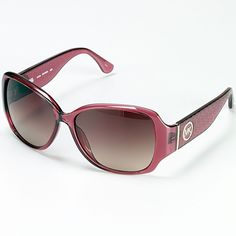 Michael Kors Dark Blush Sunglasses. Target may have some similar but cheaper!