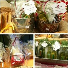 Great holiday gift ideas at The Square Olive in Overton Square.