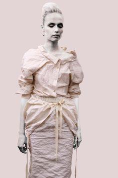 Prada S/S 2009 Lookbook by Rem Koolhaas