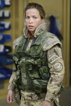 This is Corporal Sandy Levit. She was recently killed in action in Afghanistan when she tried to rescue a wounded ranger pinned down by insurgents. She didn't hesitate when she tried to save his life. She believed that his life was more valuable than hers and put herself in immediate danger. Acts of heroism and brotherhood are what society needs.