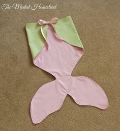 DIY mermaid tail, mermaid tail tutorial,