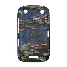 Claude+Monet+++Water+Lilies+BlackBerry+Curve+9380+BlackBerry+Curve+9380+Hardshell+Case