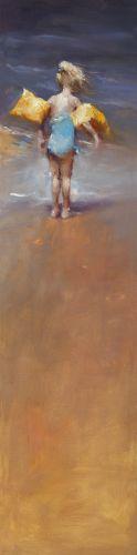 Recent werk 120x30cm 4900euros