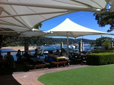 Newport Arms In Sydney Pick A Spot On The Grass And Watch Match From Outdoor CinemaThe