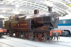 NSR L Class 0-6-2 by Adams at Stoke Works