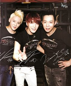 """The Return of JYJ"" JYJ Concerts in Tokyo Dome DVD Photobook"