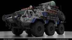 CAM - L Vehicle Concept Views, Marvin Washington - ArtStation – CAM – L Vehicle Concept Views, Marvin Washington - Army Vehicles, Armored Vehicles, Spaceship Design, Road Trip With Kids, Science Fiction, Expedition Vehicle, Big Rig Trucks, Futuristic Cars, Panzer
