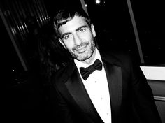 Marc Jacobs at the Swarovski after party at the Standard Hotel for the 2012 CFDA Fashion Awards