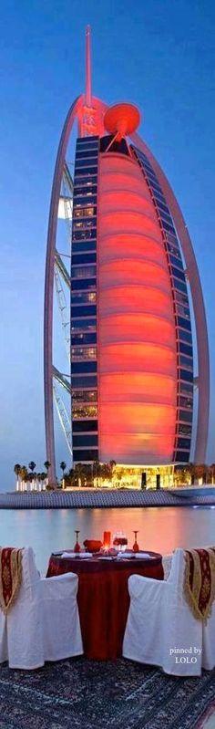 Destination Burj Al Arab Jumeirah...Dubai | LOLO❤