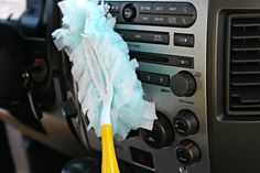 Clean Out Cars