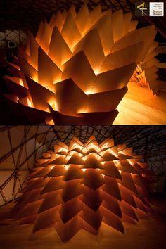 Dragon Skin Pavilion The Laboratory for Explorative Architecture   Design  (LEAD Temporary Architecture, Amazing 8d0c0e44133