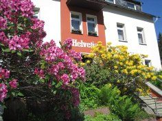 #Pension Helvetia in #Bad_Elster im #Vogtland #Kur_Uralub