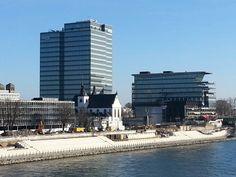 Rheinboulevard, #Köln