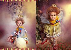 Детские фотопроекты - Алиса в стране чудес