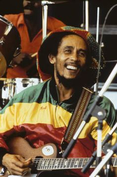 Bob Marley live 1980