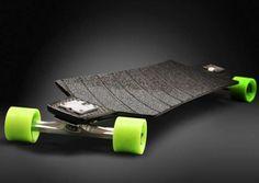 Carbon Fiber Longboards