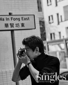 Sung Joon Obtiene Bubbly Para septiembre 2015 Edición 'Singles | Sofá Kimchi