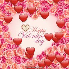 My Funny Valentine, Happy Valentines Day Family, Happy Valentines Day Pictures, Valentines Gif, Valentines Day Greetings, Valentine Crafts, Valentine Stuff, Animated Gifs, Happy Birthday Wishes Cards