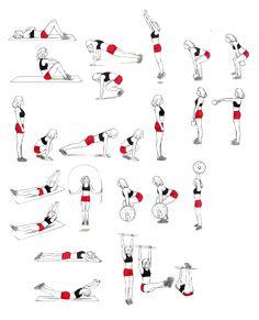 Confira este projeto do @Behance: \u201cRevista Boa Forma | Exercícios\u201d https://www.behance.net/gallery/38641773/Revista-Boa-Forma-Exercicios