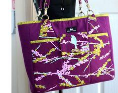 Purse Pattern PDF for Sewing a handbag Designer bag  The